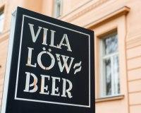Expozice ve Vile Löw-Beer v Brně 1